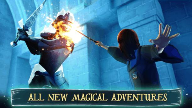 Google Play revela as primeiras imagens do jogo Harry Potter: Hogwarts Mystery