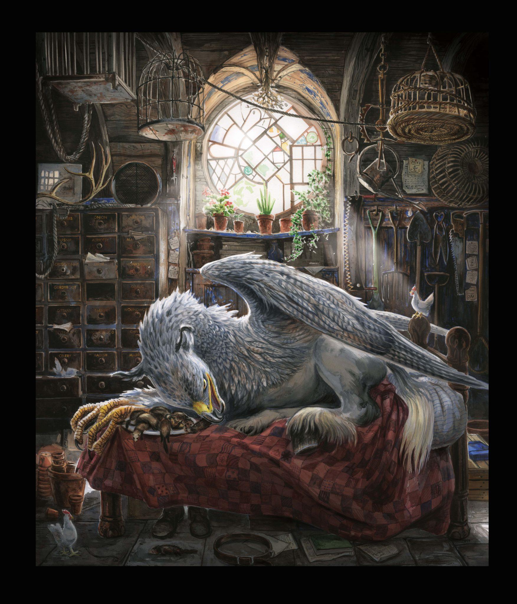 Rocco revela bastidores da versão ilustrada de Harry Potter e o Prisioneiro de Azkaban