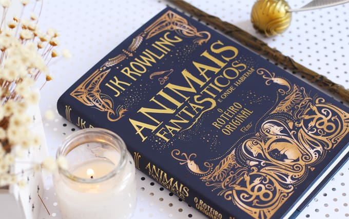 Roteiro de Animais Fantásticos: Os Crimes de Grindelwald será publicado em livro