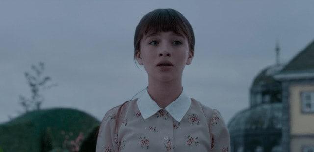 Violet Baudelaire em Desventuras em Série